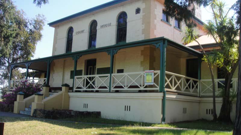 Moruya Court House