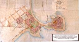 Broulee Island - the original survey