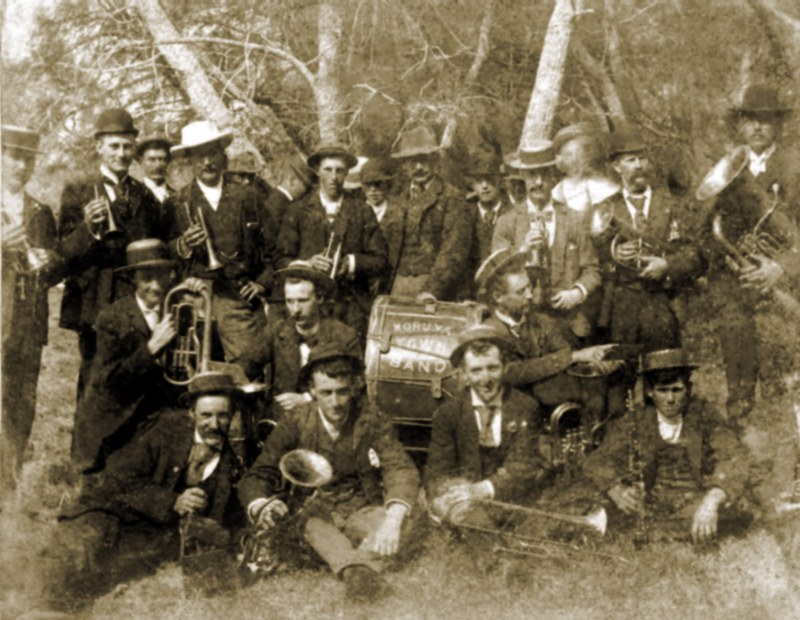 Moruya Band  1895