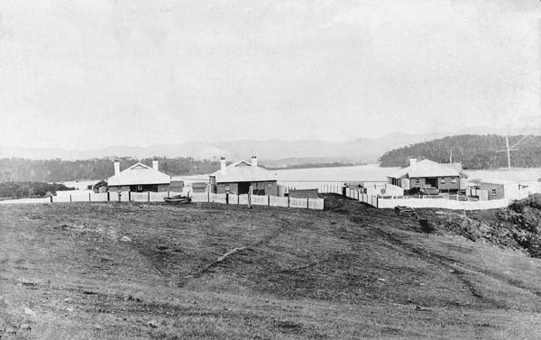 Pilot Station, Moruya Heads