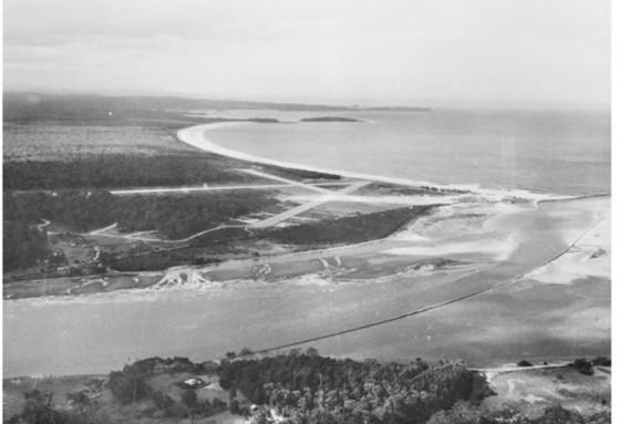 North of the Moruya River