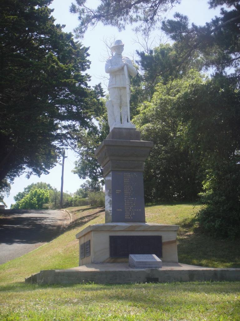 War memorial, Nelligen