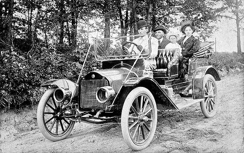 1910 Studebaker