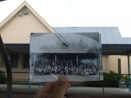 Moruya Public School- Then and Now