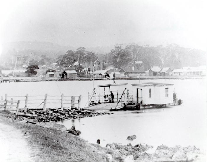 Batemans Bay Punt, 1915