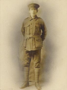 Private Frederick Clarke