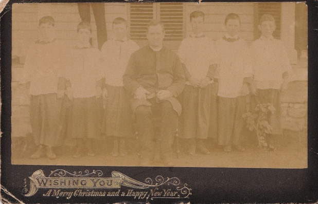Father Cassidy of Sacred Heart Catholic Church, Moruya