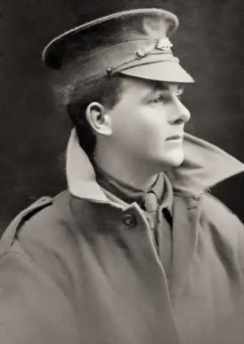 Corporal William Charles Ravaillon
