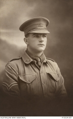 Sergeant David Samuel Anderson was born at 'Lakeview', Bergalia in 1892. David volunteered for the First World War and served in Gallipoli and Egypt before arriving in France in June 1916. His battalion (54th) was sent to relieve troops at Fromelles in northern France, close to Belgium. He was killed in the Battle of Fromelles (Pheasant Wood)19-20 July 1916. By using DNA his body was identified in 2014.