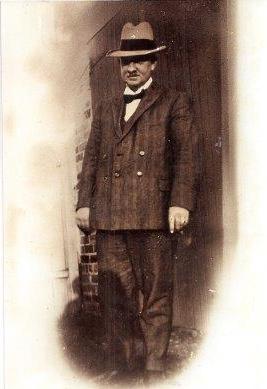 George Henry James owner of Lynwood in 19130001