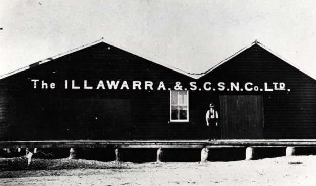 The Illawarra Steamship Co became the main shipping company on the south east coast.