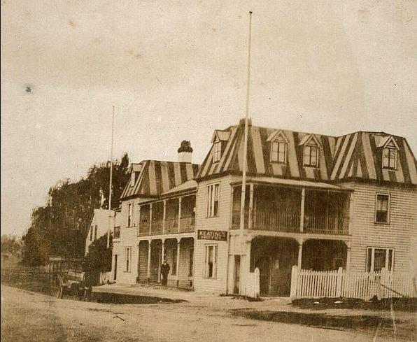 Keating's Hotel, 1920