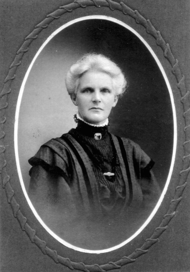 David's mother, Kissock Rae Anderson