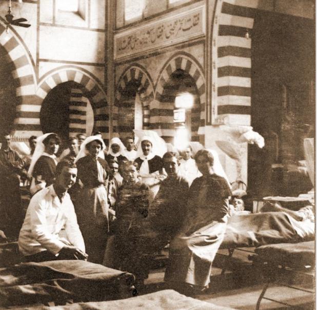 Mena House, 1915