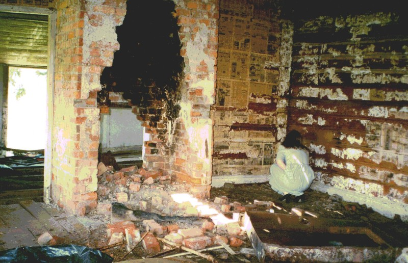 Braemar fireplace