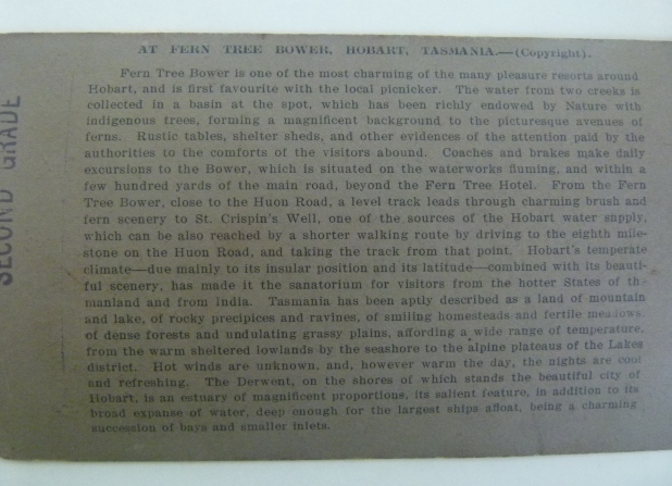 Reverse of stereogram - MDHS collection