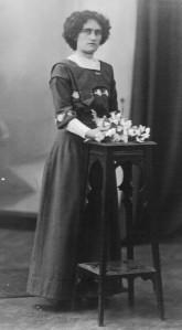 Sarah May (Known as May)
