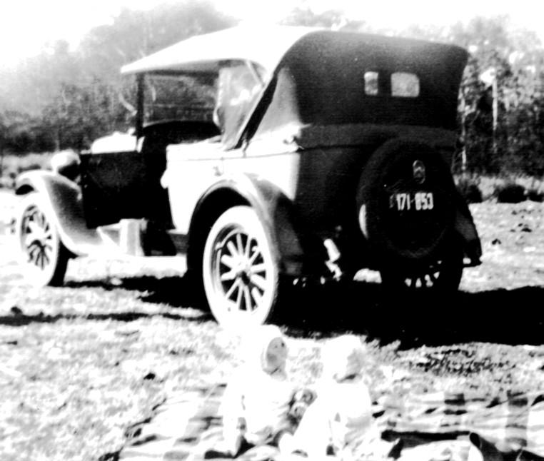 Sid's Car
