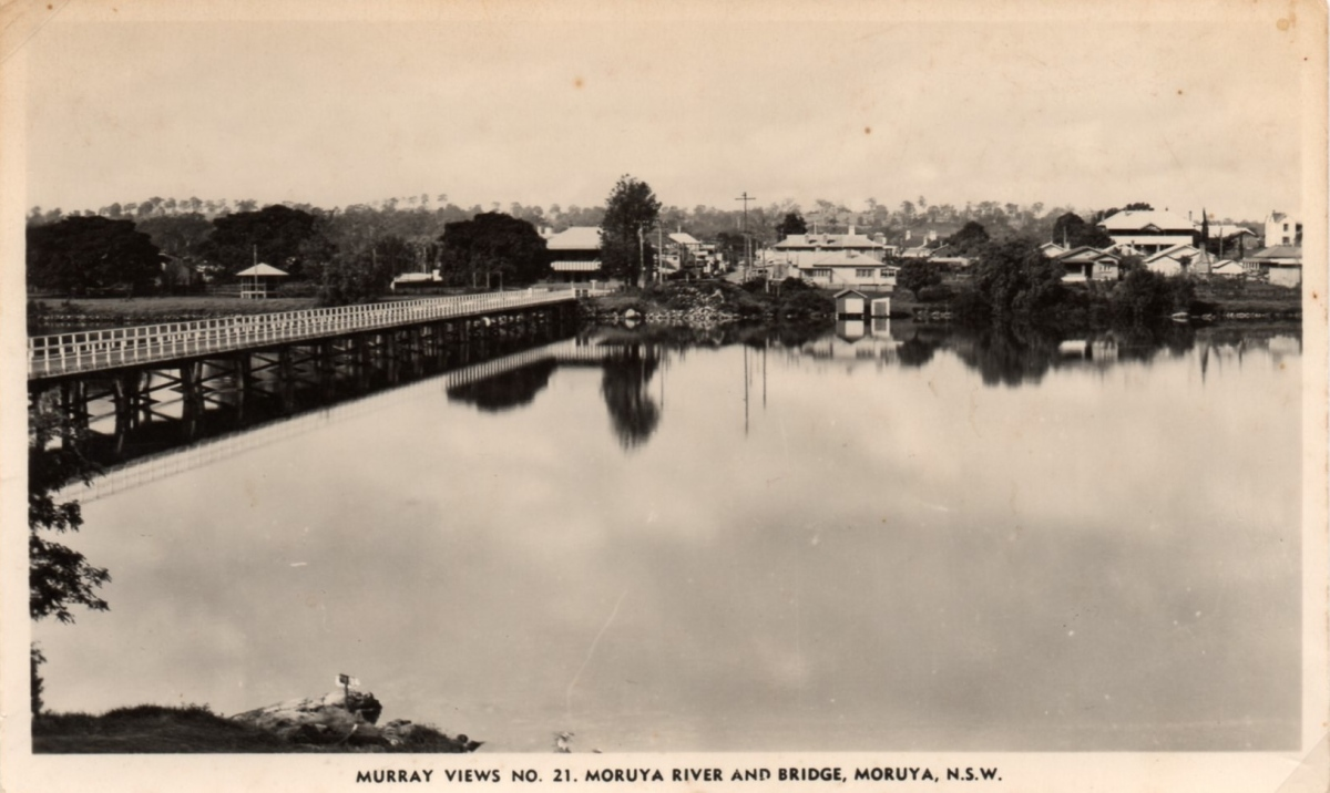 Moruya - A Town of Four Bridges